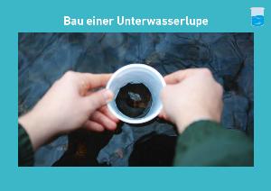 Unterwasserlupe